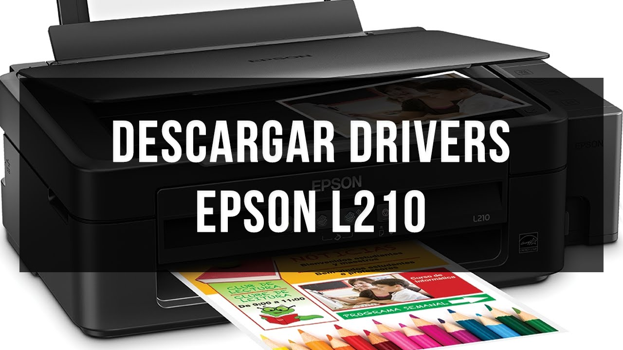 epson l210 scanner driver software free download